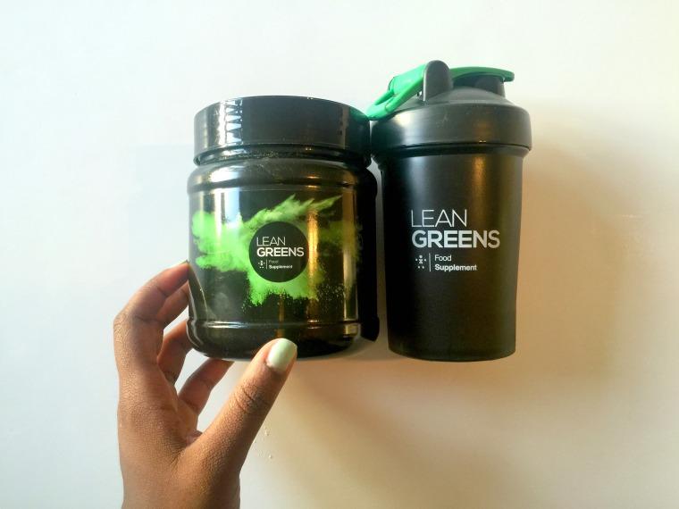 Lean Greens 2