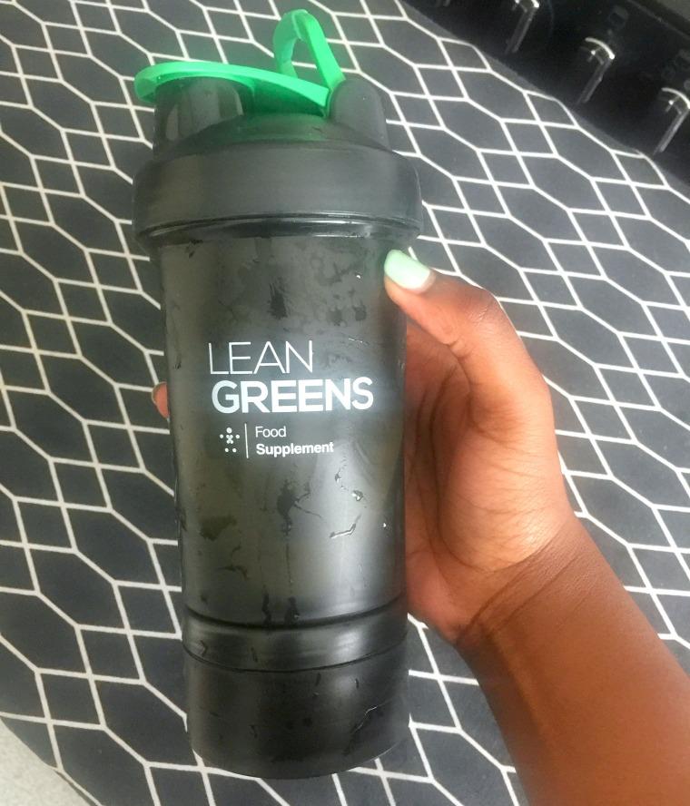 Lean Greens 5