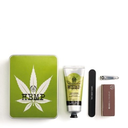 The Body Shop Hemp Manicure Set
