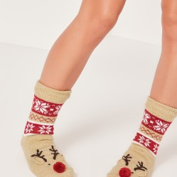 Missguided Christmas Socks